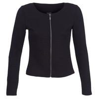 Clothing Women Jackets / Blazers Vila VINAJA Black