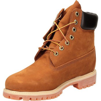 Timberland  TIMB.AF 6IN PREM BT  mens Mid Boots in orange