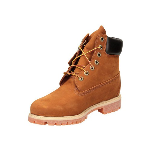 Shoes Men Mid boots Timberland TIMB.AF 6IN PREM BT orange