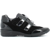 Shoes Women Low top trainers Keys 8009 Sneakers Women Black Black