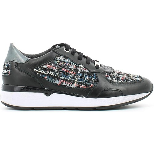 Shoes Women Low top trainers Keys 8203 Sneakers Women Black Black