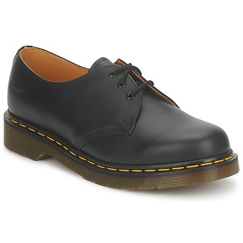 Shoes Derby Shoes Dr Martens 1461 Black / Yellow