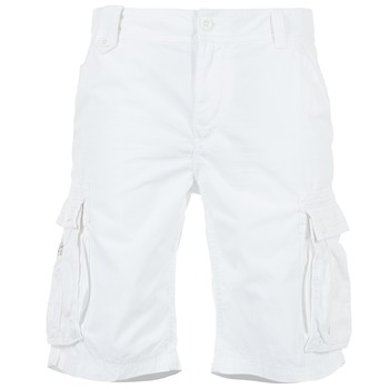 Clothing Men Shorts / Bermudas Kaporal KORGE White