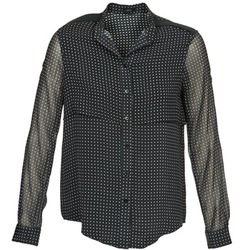 Clothing Women Shirts Joseph PRINCIPE Black