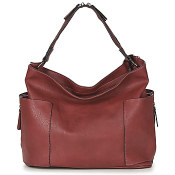 Bags Women Small shoulder bags Moony Mood ELSA BORDEAUX