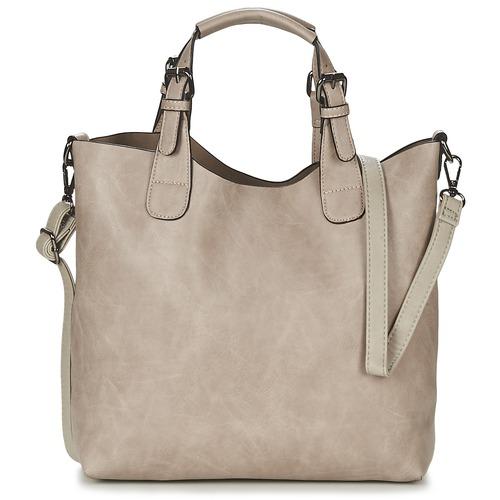 Bags Women Handbags Moony Mood EMIRA Taupe