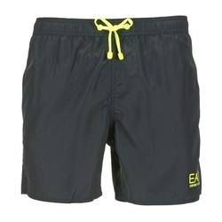 Clothing Men Trunks / Swim shorts Emporio Armani EA7 BOXER BEACHWEAR Black