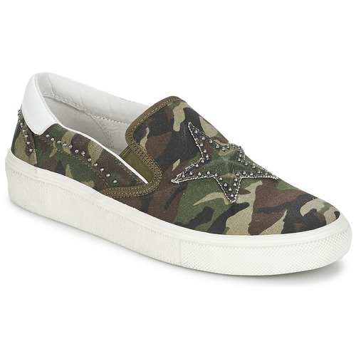 Shoes Women Slip-ons Ash NIKITA Green