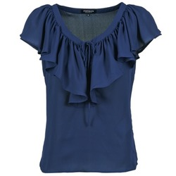Clothing Women Tops / Blouses Morgan OMIMI MARINE