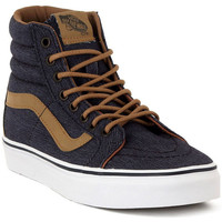 Shoes Men Hi top trainers Vans SK8 HI REISSUE NAVY Multicolore