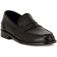 Shoes Men Loafers Clarks BEARY LOAFER BLACK Multicolore