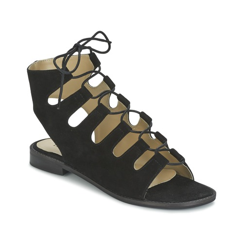 Shoes Women Sandals Betty London EBITUNE Black