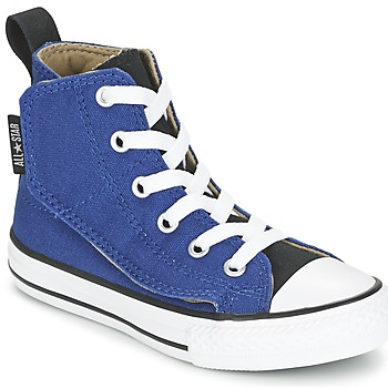 Shoes Children Hi top trainers Converse ALL STAR SIMPLE STEP HI BLUE /  BLACK