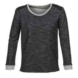 Clothing Women sweaters Lee CREW SWS Black