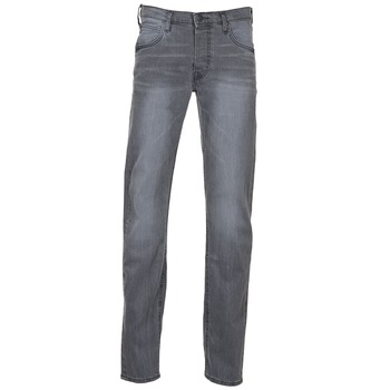 Clothing Men straight jeans Lee DAREN Grey