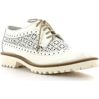 Derby Shoes Keys 963 Lace-up heels Women
