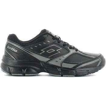 Shoes Women Fitness / Training Lotto R6020 Sport shoes Women Black Black