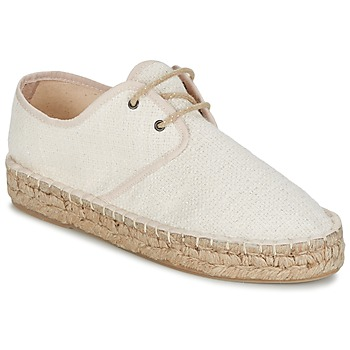 Shoes Women Espadrilles Betty London ECHOULE White