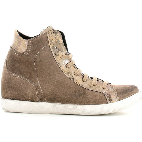 Shoes Women Hi top trainers People For Happiness 154 Sneakers Women Turtledove Turtledove