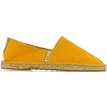 Shoes Men Espadrilles Replay RF160015T Espadrillas Man Yellow Yellow
