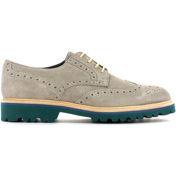 Shoes Men Derby Shoes Soldini 19504 V S09 Lace-up heels Man Grigio
