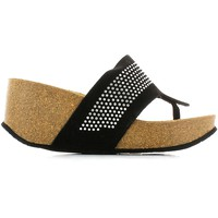 Shoes Women Sandals Vita Unica 72223 Sandals Women Black Black