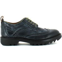 Shoes Men Derby Shoes Wrangler WM142080 Lace-up heels Man Black Black