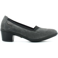 Shoes Women Loafers Enval 4970 Decolletè Women Grey Grey