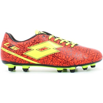 Shoes Men Football shoes Lotto R8142 Scarpa calcio Man Red Red