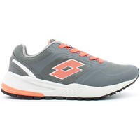 Shoes Women Low top trainers Lotto R8538 Sport shoes Women Grey Grey