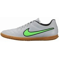 Shoes Men Football shoes Nike Tiempo Rio II IC Green-Black