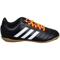 Shoes Children Multisport shoes adidas Originals Goletto V IN J Black