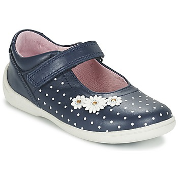 Shoes Girl Flat shoes Start Rite DAISY NAVY / White