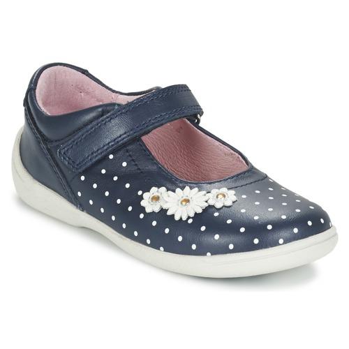 Shoes Girl Flat shoes Start Rite DAISY Blue