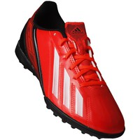 Shoes Children Football shoes adidas Originals F50 F5 Trx TF J Red