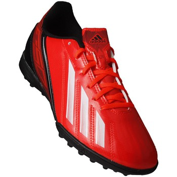 adidas  F50 F5 Trx TF J  girlss Childrens Football Boots in Red