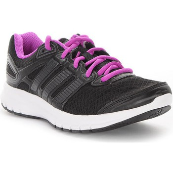 Shoes Women Running shoes adidas Originals Duramo 6 W Black-Violet