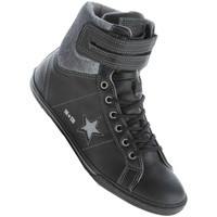 Shoes Women Hi top trainers Converse One Star LO Pro Black