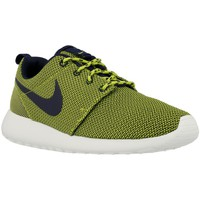 Shoes Women Running shoes Nike Rosherun Green