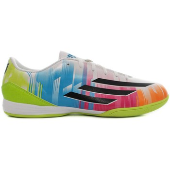 adidas  F10 IN Messi  mens Football Boots in White