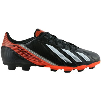 Shoes Children Football shoes adidas Originals F5 Trx FG Black-Red