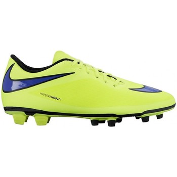 Shoes Men Football shoes Nike Hypervenom Phade FG Yellow
