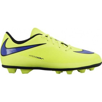 Shoes Children Football shoes Nike Hypervenom Phade Fgr Junior Celadon