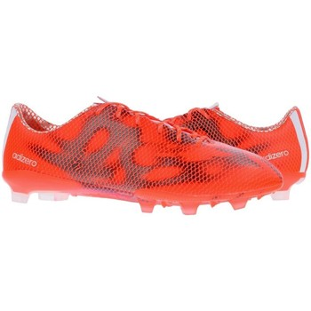 adidas  F50 Adizero FG  mens Football Boots in Red