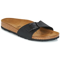 Shoes Women Mules Birkenstock MADRID Black