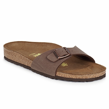 Shoes Mules Birkenstock MADRID Brown