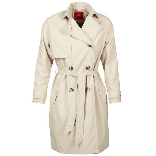 Clothing Women Trench coats S.Oliver REVISU Beige