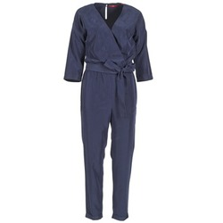 Clothing Women Jumpsuits / Dungarees S.Oliver WIGOU Marine