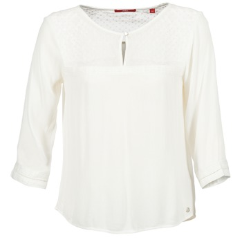 Clothing Women Tops / Blouses S.Oliver MADOULA ECRU