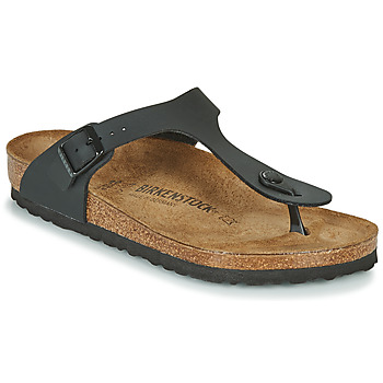 Shoes Women Sandals Birkenstock GIZEH Black